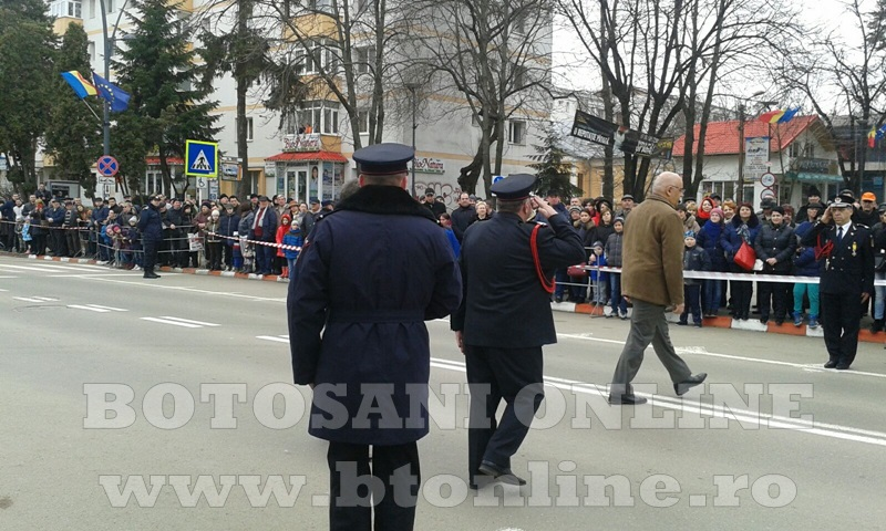 ISU Botosani, parada (10)