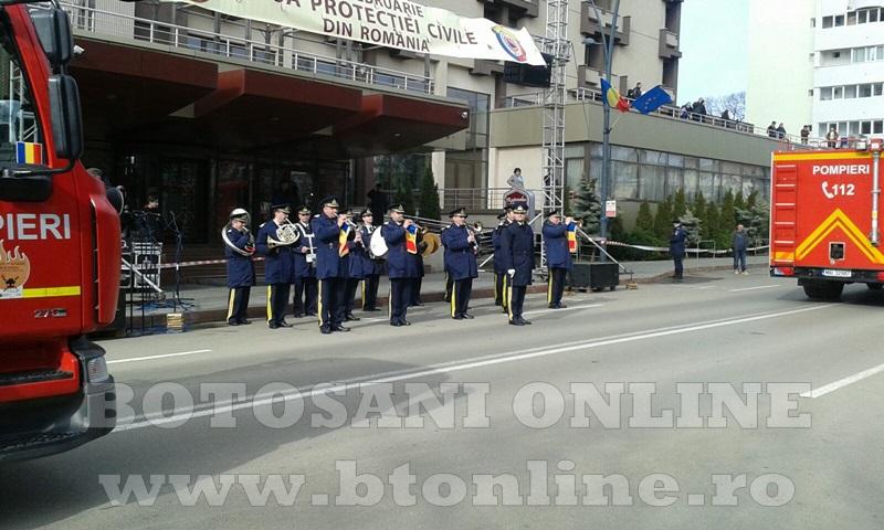 ISU Botosani, parada (12)
