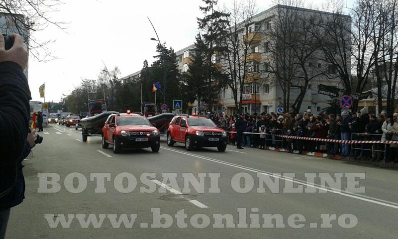 ISU Botosani, parada (14)