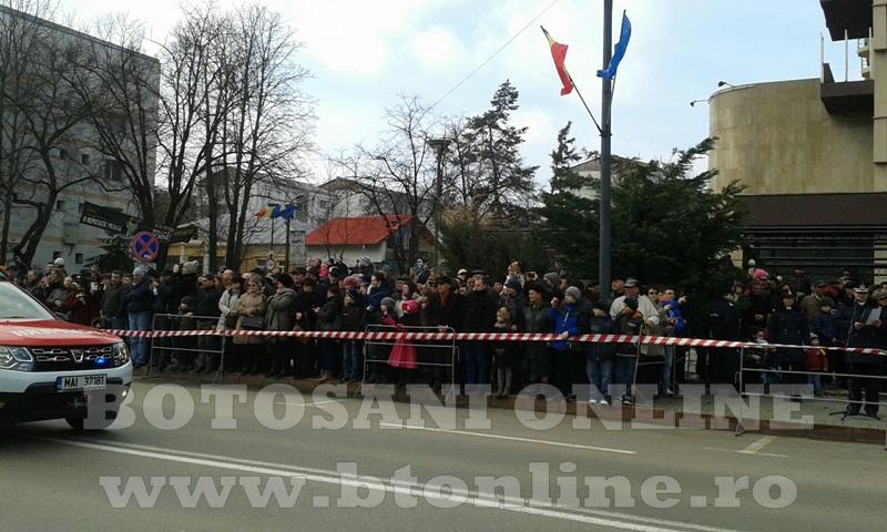 ISU Botosani, parada (2)
