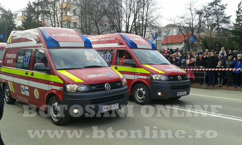 ISU Botosani, parada (5)