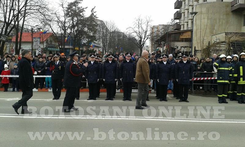 ISU Botosani, parada (8)