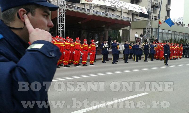 ISU Botosani, parada (9)