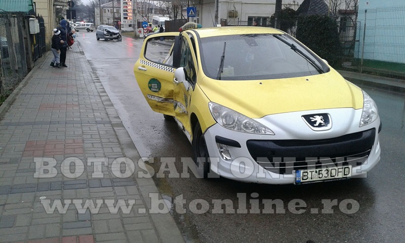 accident strada Independentei Botosani (1)