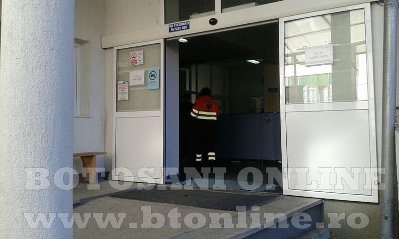 pediatrie, copil intoxicat cu nitriti la botosani (2)