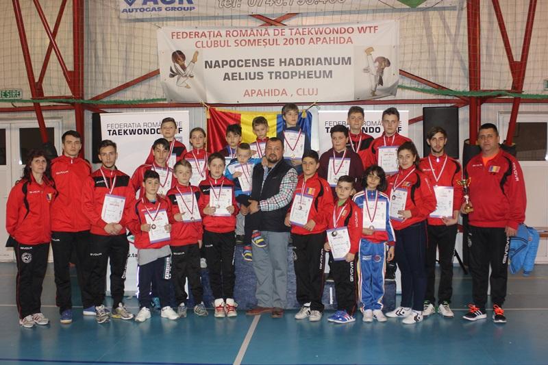 Echipa Brilliant Taekwondo