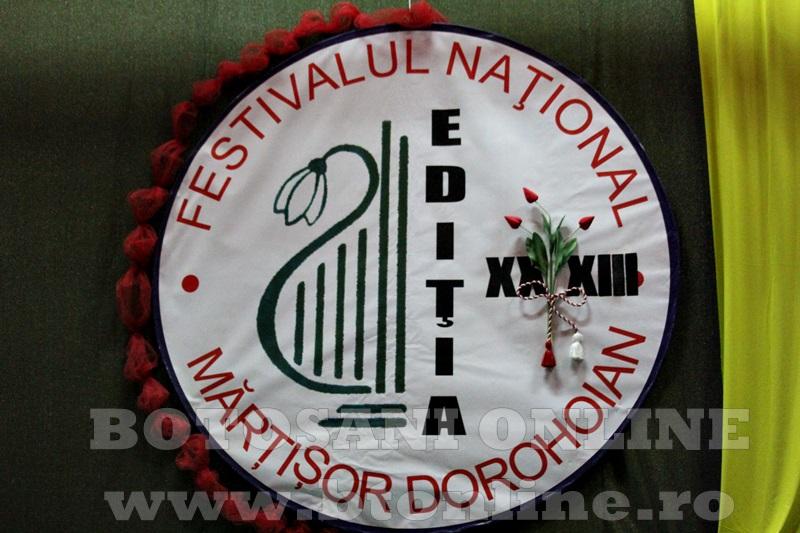 Festivalul Martisor Dorohoian (1)