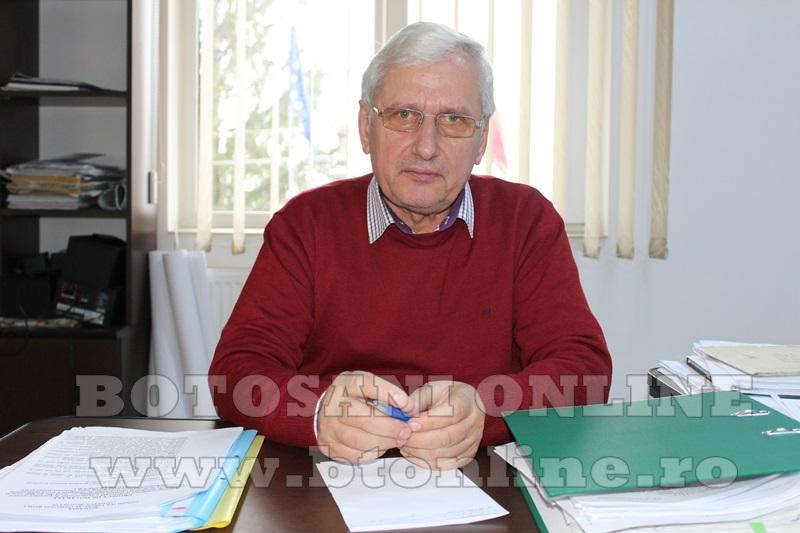 Gheorghe Birliga, primar comuna Roma