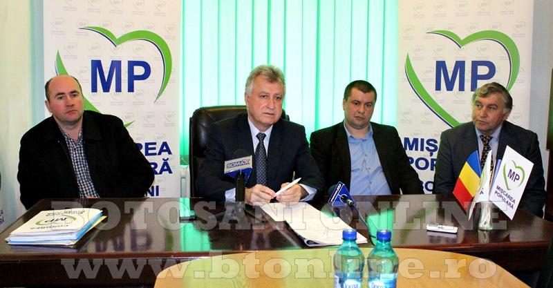 Miscarea Populara, Tibuleac, candidati Corlateni, Vorniceni, Vaculesti (2)