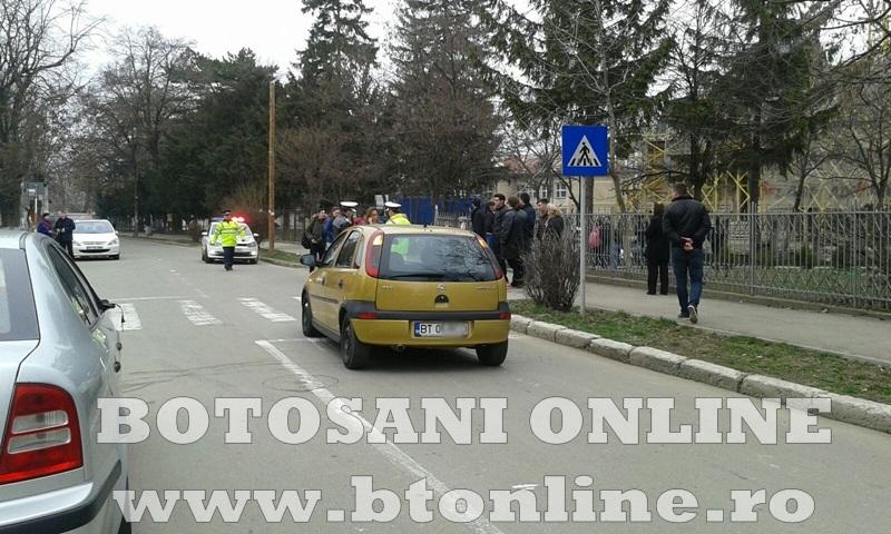 accident liceul pedagogic (1)