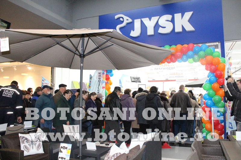 jysk deschidere botosani shopping center (10)