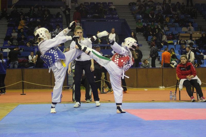 taekwondo Kyorugi(2)