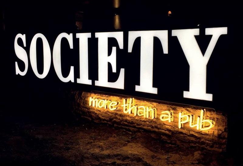 society pub