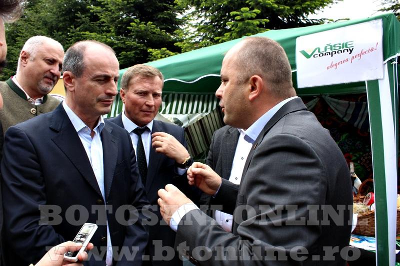 Targ Popauti, ministrul agriculturii (11)