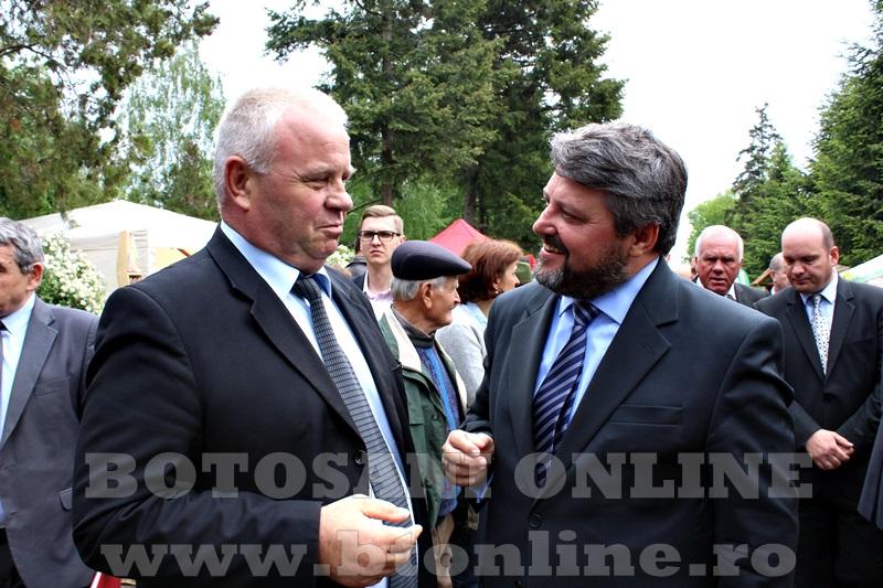 Targ Popauti, ministrul agriculturii (12)