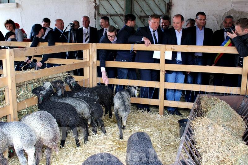 Targ Popauti, ministrul agriculturii (19)