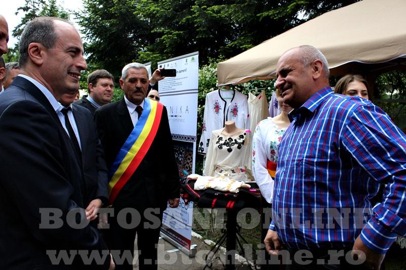 Targ Popauti, ministrul agriculturii (5)