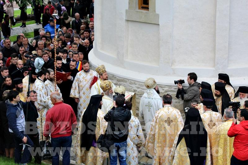manastirea cosula, sfintire (26)