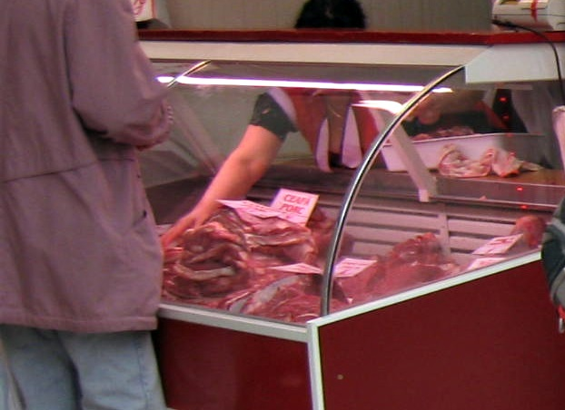 piata hala carne