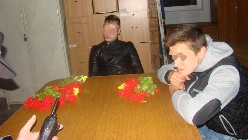 politia locala tineri amendati