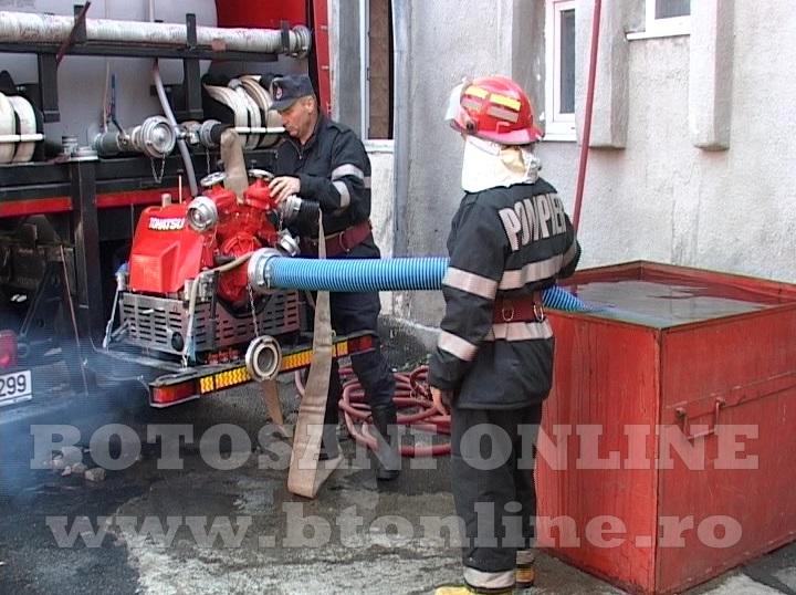 pompieri alimentare apa