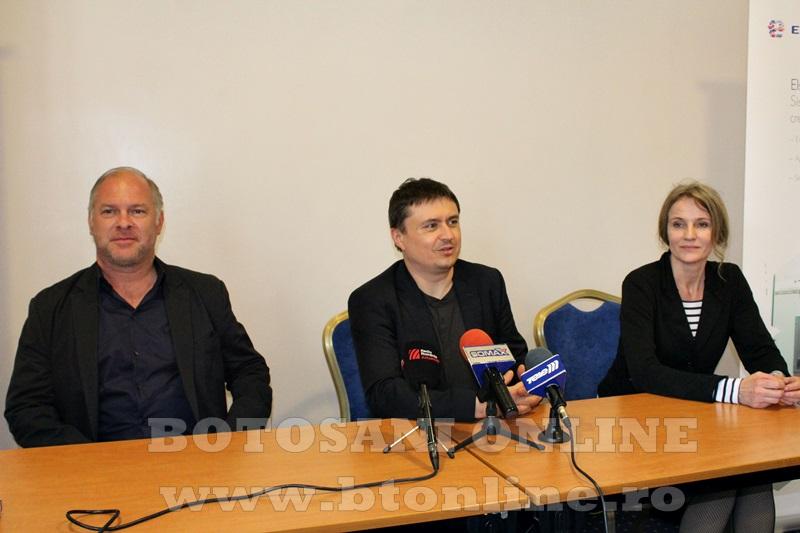 premiera filmului Bacalaureat, Cristian Mungiu, Cinema Unirea Botosani (1)