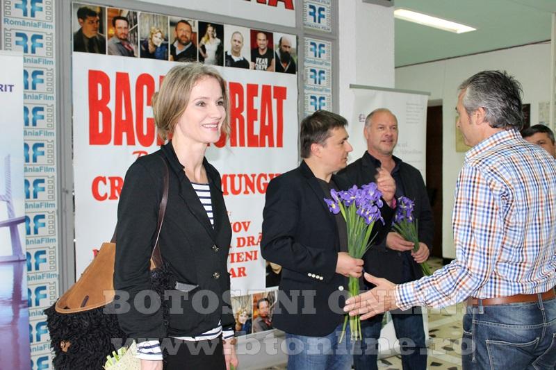 premiera filmului Bacalaureat, Cristian Mungiu, Cinema Unirea Botosani (22)