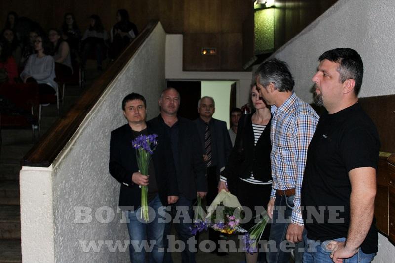 premiera filmului Bacalaureat, Cristian Mungiu, Cinema Unirea Botosani (25)