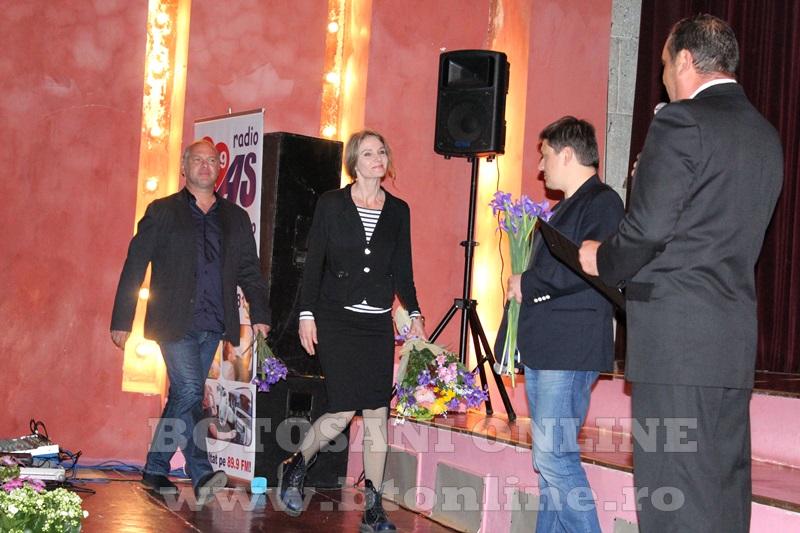 premiera filmului Bacalaureat, Cristian Mungiu, Cinema Unirea Botosani (28)