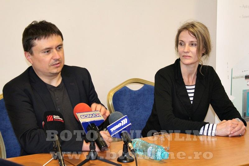 premiera filmului Bacalaureat, Cristian Mungiu, Cinema Unirea Botosani (3)