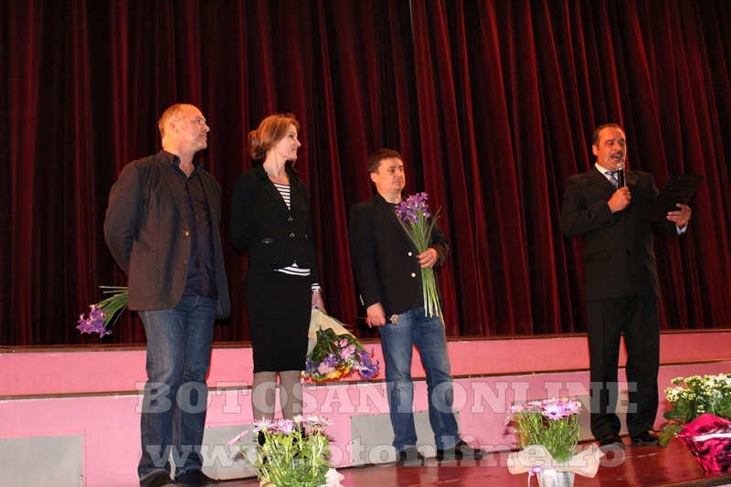 premiera filmului Bacalaureat, Cristian Mungiu, Cinema Unirea Botosani (30)