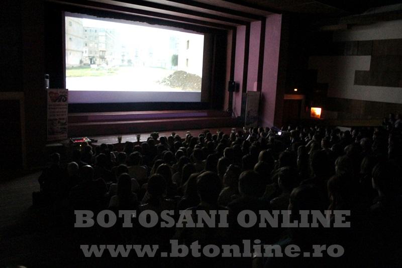 premiera filmului Bacalaureat, Cristian Mungiu, Cinema Unirea Botosani (32)