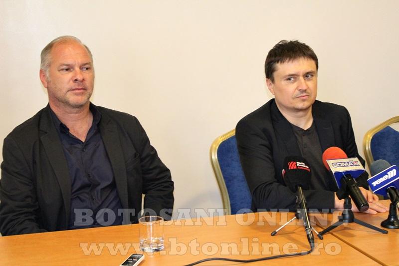 premiera filmului Bacalaureat, Cristian Mungiu, Cinema Unirea Botosani (4)