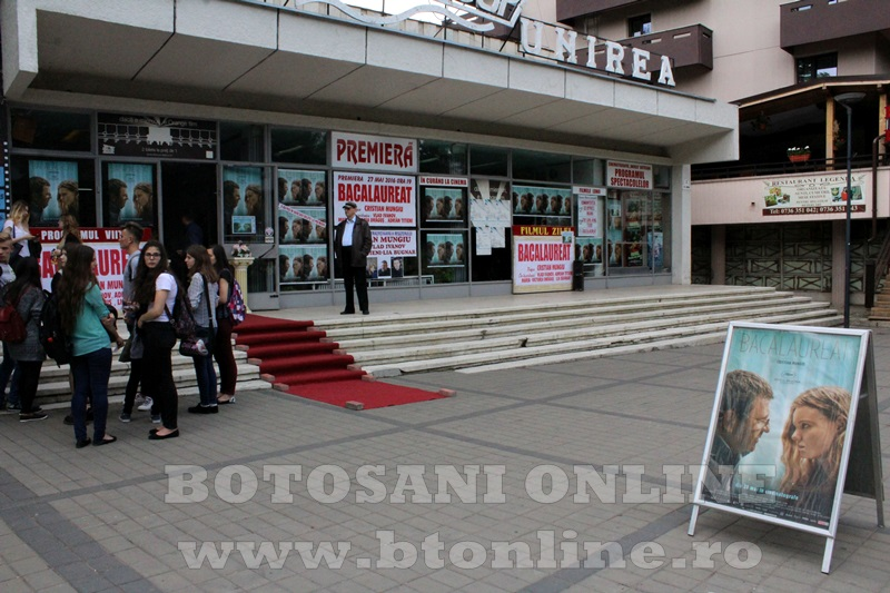 premiera filmului Bacalaureat, Cristian Mungiu, Cinema Unirea Botosani (8)