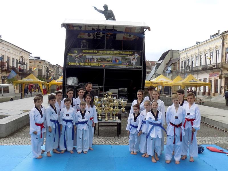 taekwondo demonstratie (1)