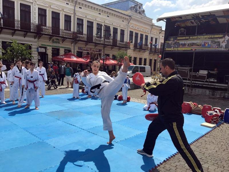 taekwondo demonstratie (3)