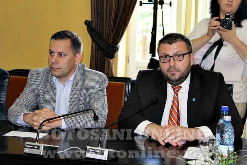 Consiliul Local Botosani, mandate consilieri (10)