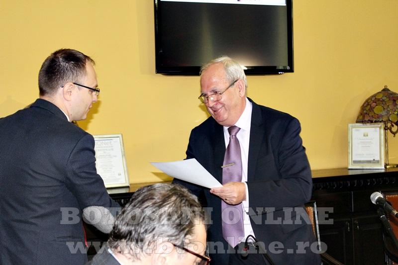 Consiliul Local Botosani, mandate consilieri (13)