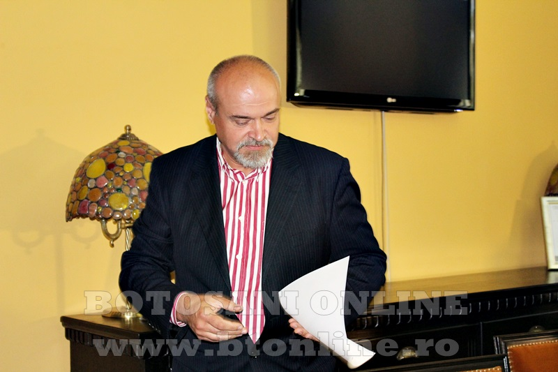 Consiliul Local Botosani, mandate consilieri (15)