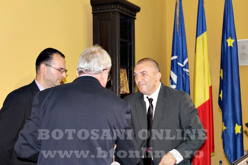 Consiliul Local Botosani, mandate consilieri (26)