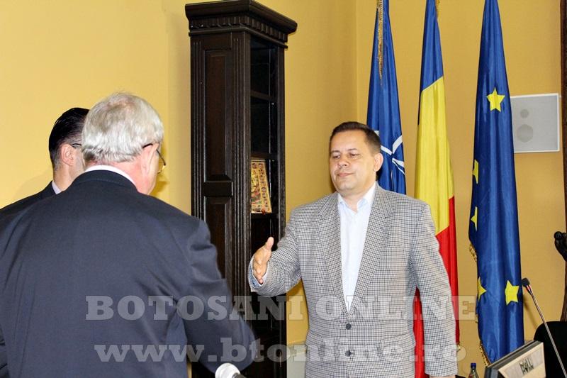 Consiliul Local Botosani, mandate consilieri (28)