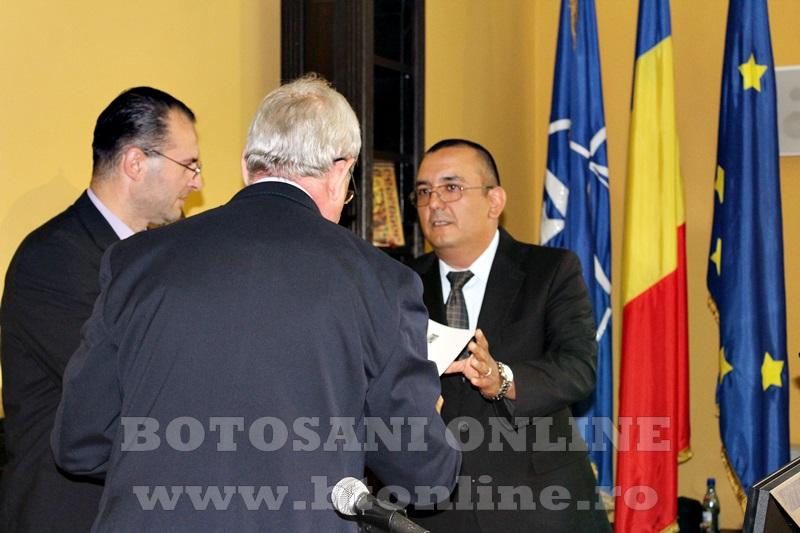 Consiliul Local Botosani, mandate consilieri (29)