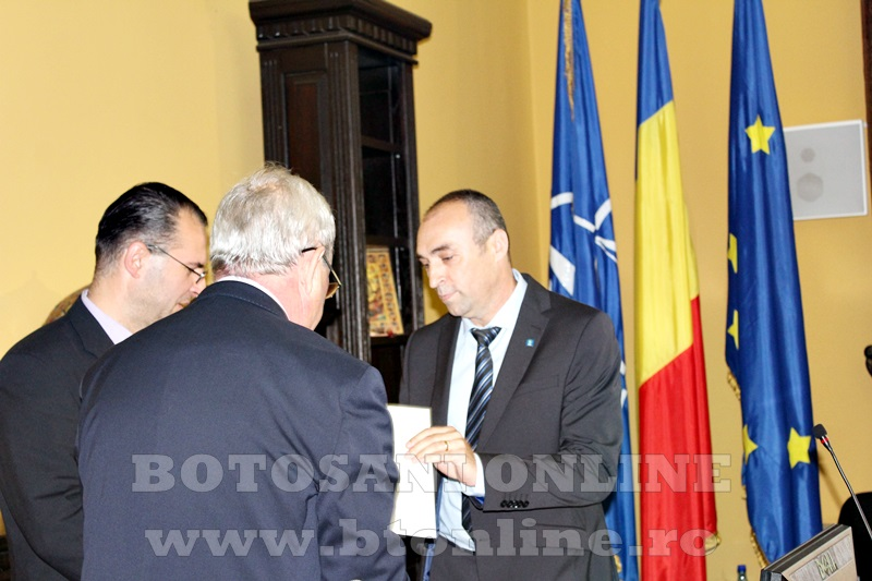 Consiliul Local Botosani, mandate consilieri (32)