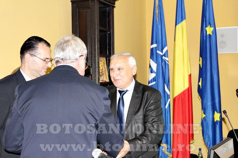 Consiliul Local Botosani, mandate consilieri (33)