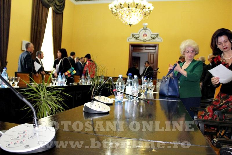 Consiliul Local Botosani, mandate consilieri (34)