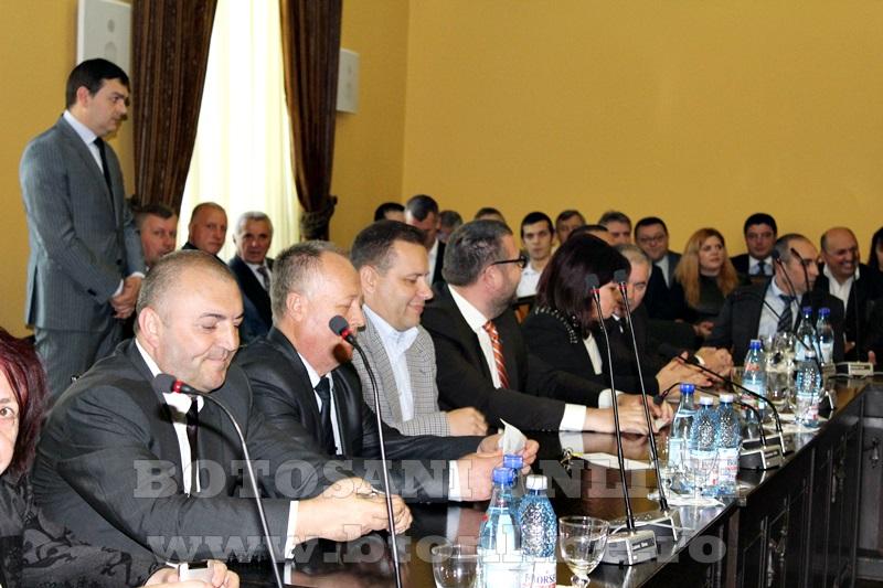 Consiliul Local Botosani, mandate consilieri (5)