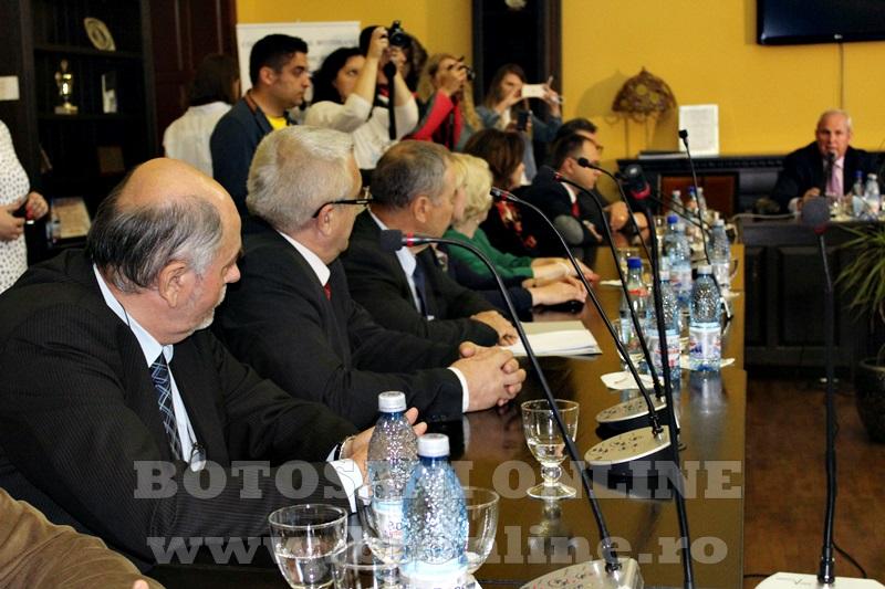Consiliul Local Botosani, mandate consilieri (8)