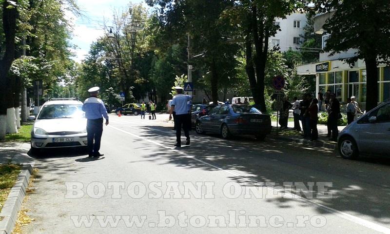 accident bulevardul eminescu botosani, trecere pietoni (14)