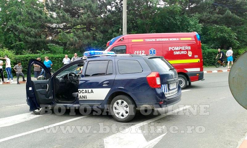 accident masina politie (10)