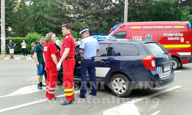 accident masina politie (12)
